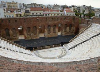 Ρωμαϊκό Ωδείο κοίλο