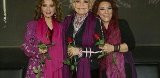 Μαρινέλλα, Βιτάλη, Γλυκερία σε μια ... Γυναικεία Υπόθεση