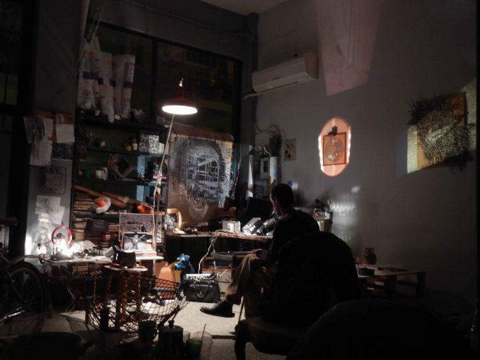 Ομαδική έκθεση με τίτλο Common Ground   στη γκαλερί Καππάτος