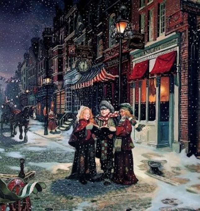 Παραδοσιακά χριστουγεννιάτικα παραμύθια