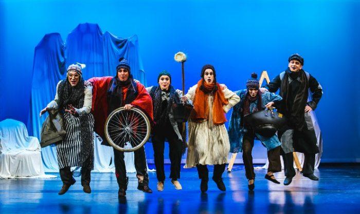 «Όνειρο Καλοκαιρινής Νύχτας» από τις Μαγικές Σβούρες στο Θέατρο Ιλίσια