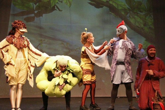 «Το Καρύδι και το Χριστουγεννιάτικο Κέικ» στο Θέατρο Σοφούλη της Θεσσαλονίκης