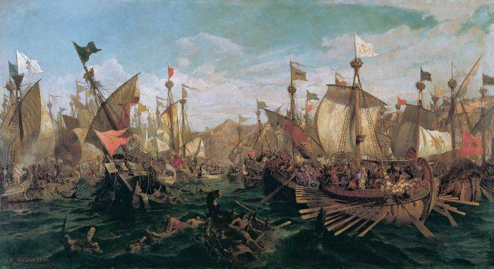 « Κωνσταντίνος Βολανάκης : Ο πατέρας της ελληνικής θαλασσογραφίας» | στο Ίδρυμα Θεοχαράκη