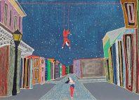 Οι Αθέατοι Ακροβάτες της Ελένης Πεχλιβανή στη Gallery «7»