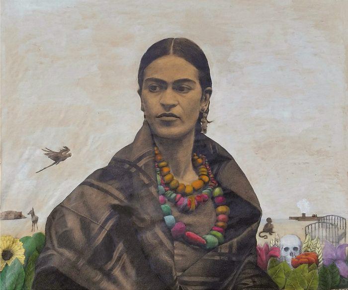 Κατερίνα Μωραϊτου έκθεση ζωγραφικής με τίτλο «Δοκιμές – Ερεθίσματa»
