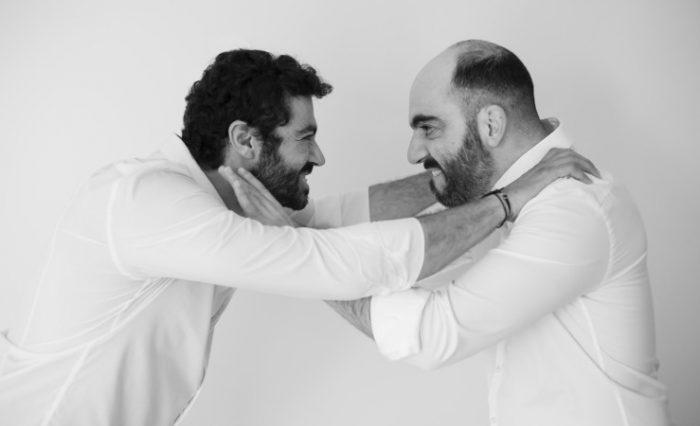 Μονογαμία - Μπάμπης Γαλιατσάτος, Λευτέρης Ζαμπετάκης