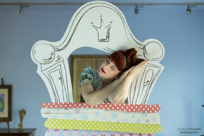 «Η πριγκίπισσα και το μπιζέλι» από το Θέατρο Ρετρό στην Οικία Κατακουζηνού