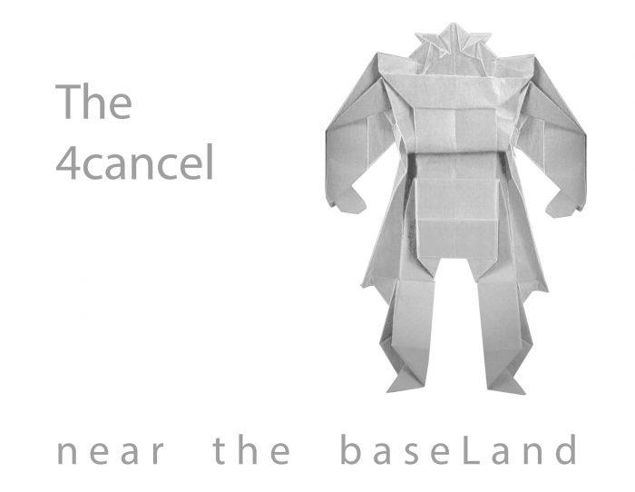 «Near the BaseLand» της εικαστικής ομάδας «4 cancel»   στη Beton7 Gallery