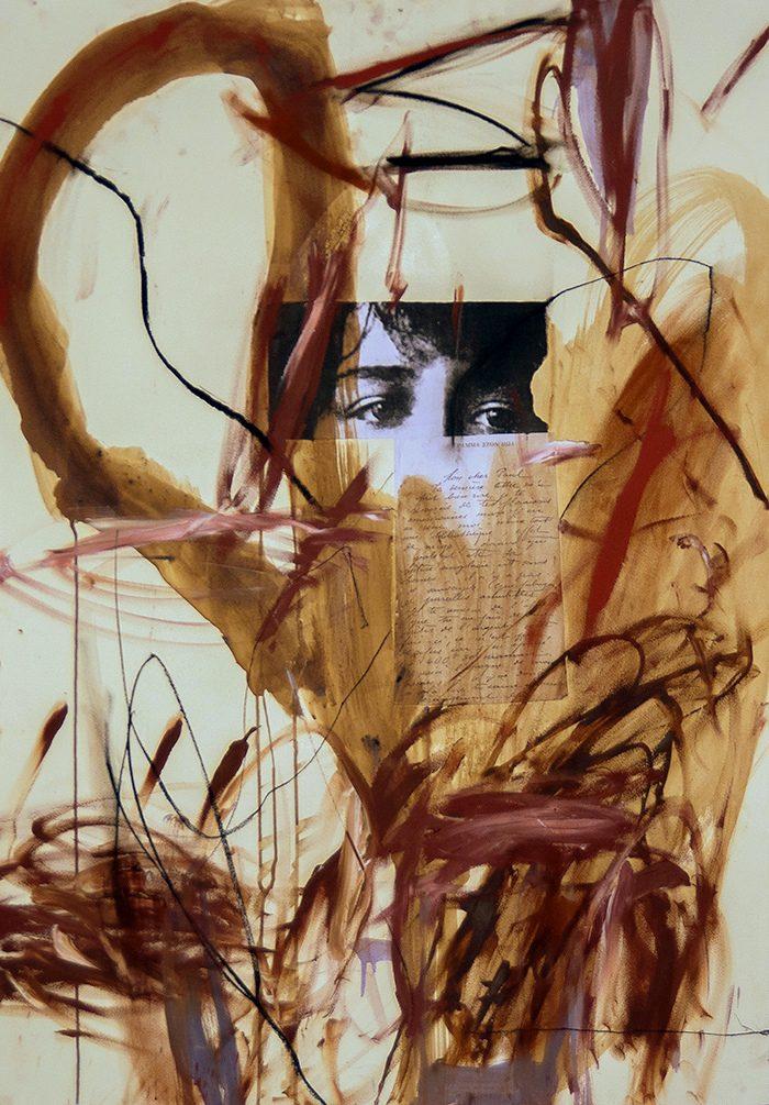 «Ν'αγαπάς σημαίνει να χάνεις» της Ματίνας Σταυροπούλου   στη Gallery 7