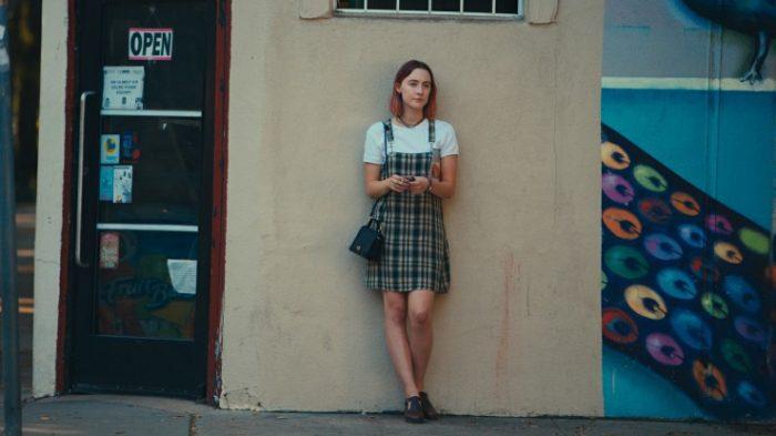 Η Σίρσα Ρόναν στο «Lady Bird»