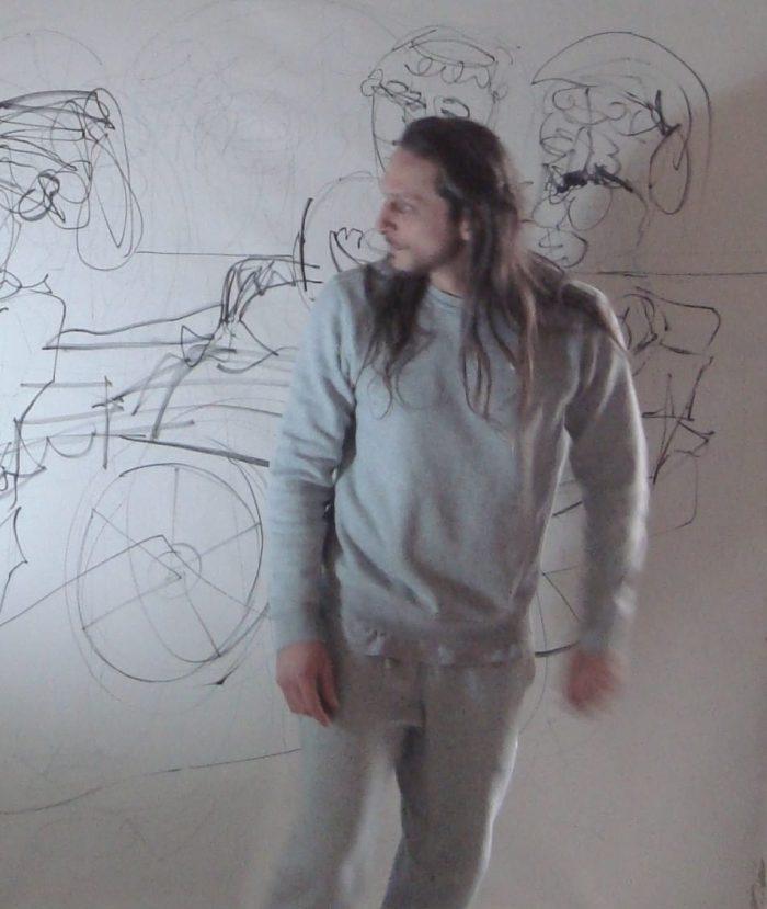 Η ατομική έκθεση του Θωμά Τουρναβίτη στο Estudio Gallery