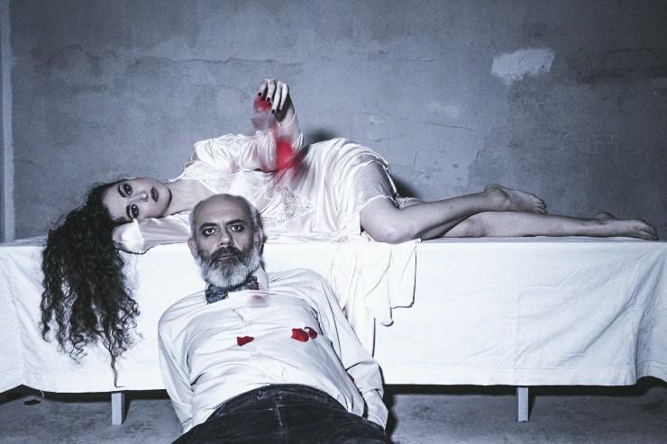 Αποτέλεσμα εικόνας για Περλιμπλίν και Μπελίσα του Federico Garcia Lorca στο Θέατρο Τ