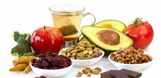 καθημερινή πρόληψη φρούτων και λαχανικών