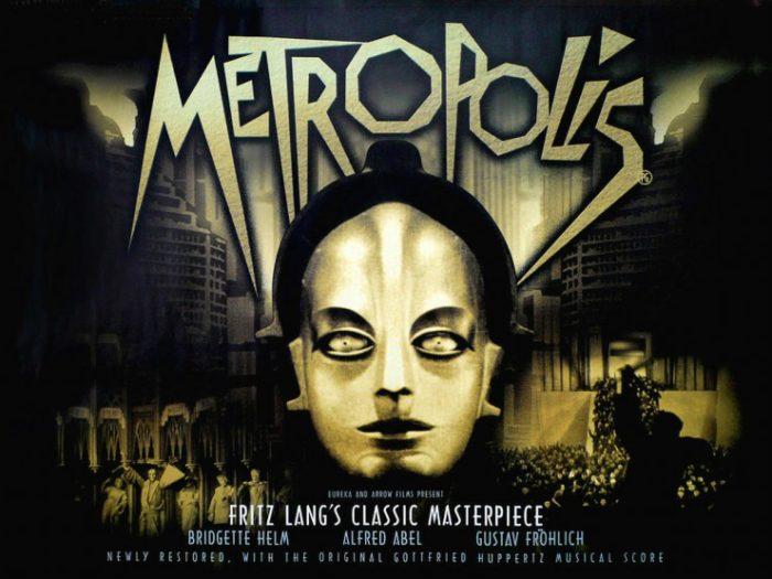 Μητρόπολις (Metropolis) 1927 - Το αριστούργημα του Φρίτζ Λάνγκ
