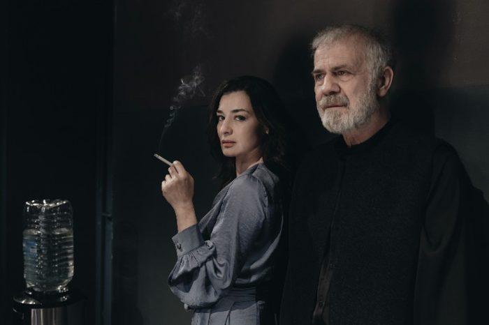 «Μετά την πρόβα» του Ingmar Bergman στο Θέατρο της Οδού Κυκλάδων - Λευτέρης Βογιατζής
