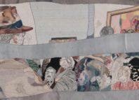 «Δύο Κεντήματα» | Η ομαδική έκθεση στην Κλωστοϋφαντουργία ΜΕΝΤΗΣ