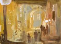 Η «Μετάβαση» από τη Λουίζα Κακίση | στο Μουσείο της Πόλεως