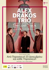Alex Drakos Trio, Tesla Bar BIOS