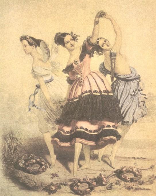 Ρομαντικό Μπαλέτο
